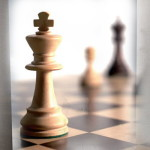 Международный день шахмат. Звуковой поиск на шахматной доске