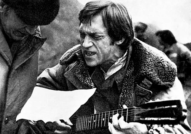 Владимир Высоцкий. Голос Высоцкого: Мои песни