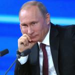 Пресс-конференция Путина декабрь 2014. Работать надо