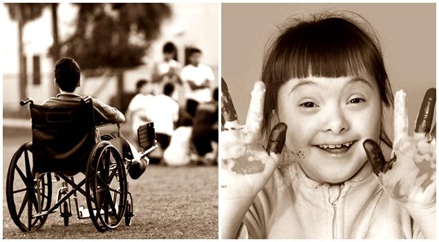 воспитание детей инвалидов картинка