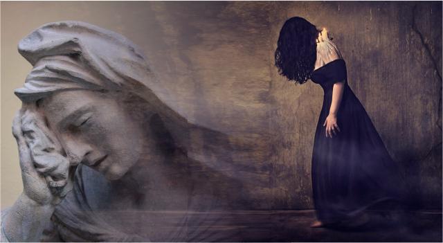 Чувство вины перед умершим изображение