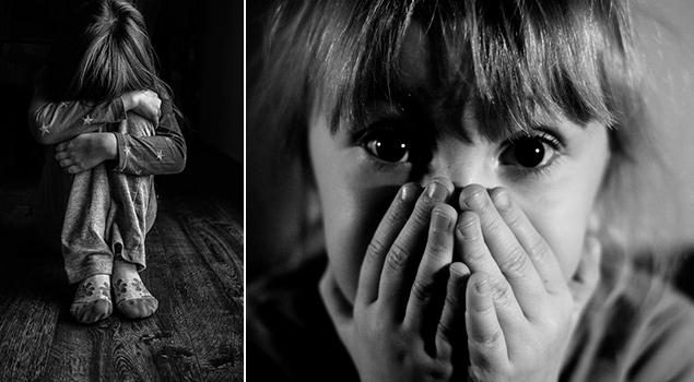 ребенок боится изображение