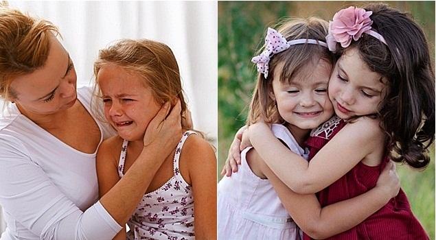 агрессивное поведение детей изображение
