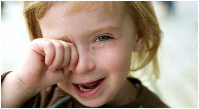 ребенок боится идти в детский сад изображение